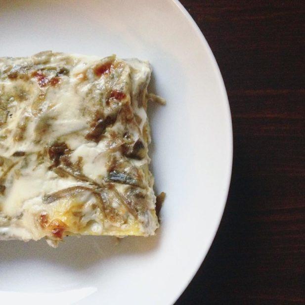 lasagne-ai-carciofi-senza-glutine